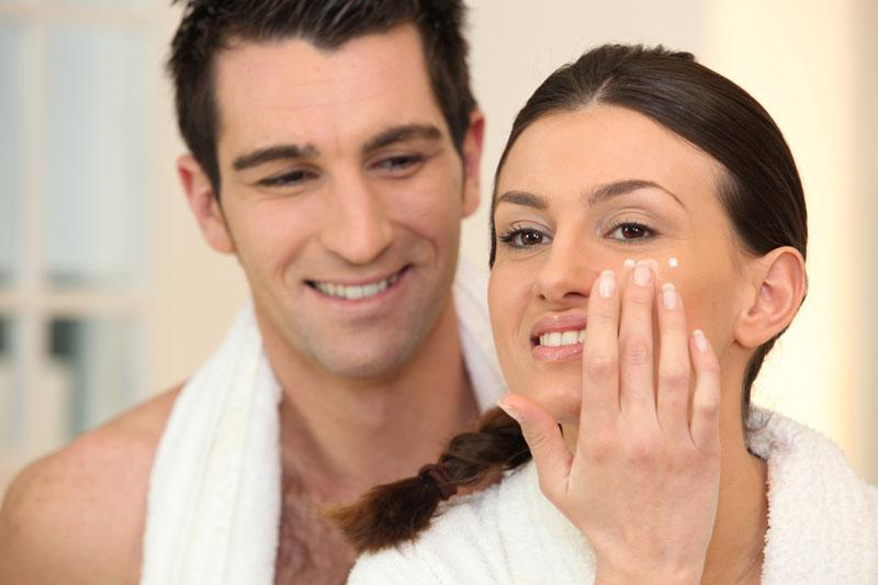 Kontaktlinsenpflege