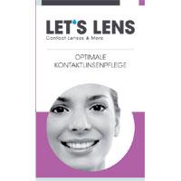 Kontaktlinsenbroschüre Kontaktlinsenpflege