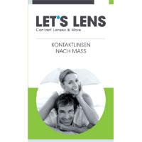 Kontaktlinsenbroschüre Kontaktlinsen nach Mass