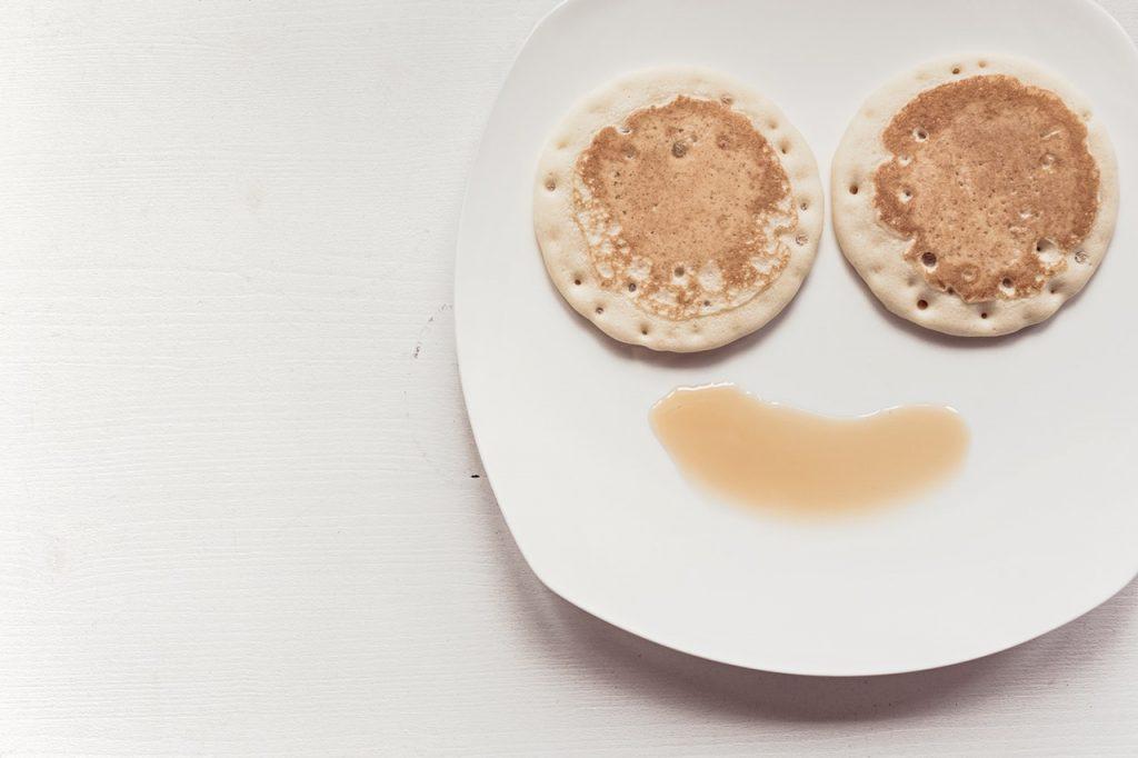 Pancake Augen